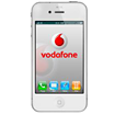 Vodafone iPhone 4 wit