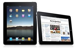 Alle nieuwe iPad aanbiedingen vergelijken